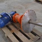 Турбинная мешалка МТ-500-190-7,0-380В-12X18H10T