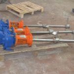 МЛ-2/2-350-93,3-0,75-380В-Aisi304