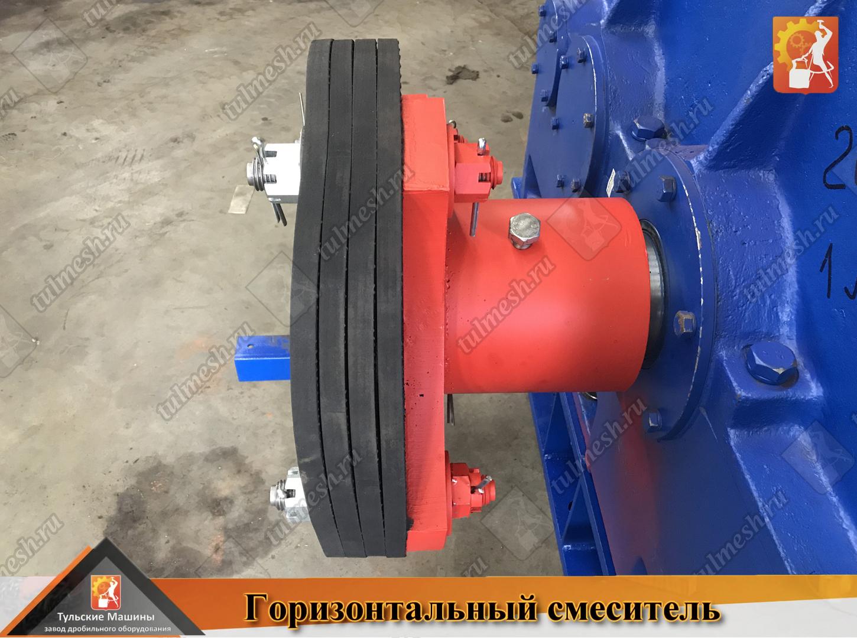 Горизонтальный смеситель ГС-16